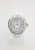Swiss Legend Karamica White Ceramic Women's Watch SL 20050 WWSR