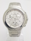 Movado Series 800 Stainless Steel Chronograph Watch 84.C5.1897
