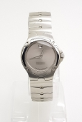 Ladies Movado Museum Dial Sports Edition Stainless Steel Watch