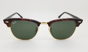 Ray-Ban Clubmaster Classic Sunglasses with Black Ray-Ban Case