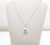 Tiffany & Co Elsa Peretti 925 Sterling Teardrop Pendant Necklace